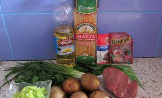 Рецепт лагмана с фото пошагово
