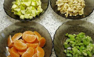 Рецепт фруктового салата с фото