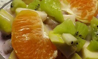 Готовим простой фруктовый салат