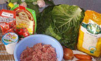 Рецепт голубцов из свежей капусты