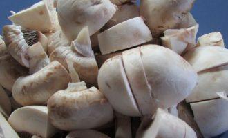 Пошаговый рецепт голубцов с фаршем и грибами