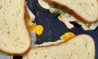 Гренки с яйцом пошаговый рецепт