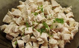 Пошаговый рецепт куриного супа с брокколи с фото