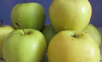 Рецепт печеных яблок