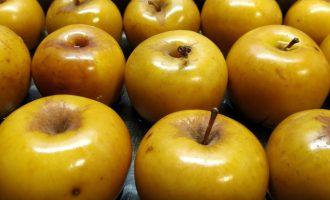 Рецепт яблок в духовке