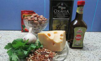 Приготовление орехового соуса