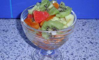Простой рецепт фруктового салата