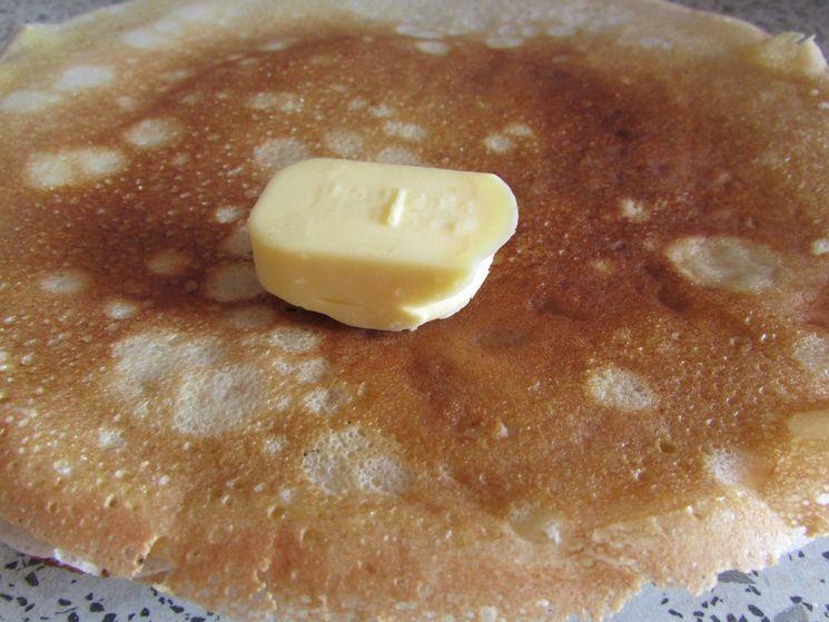 Рецепт тонких блинчиков на молоке с фото