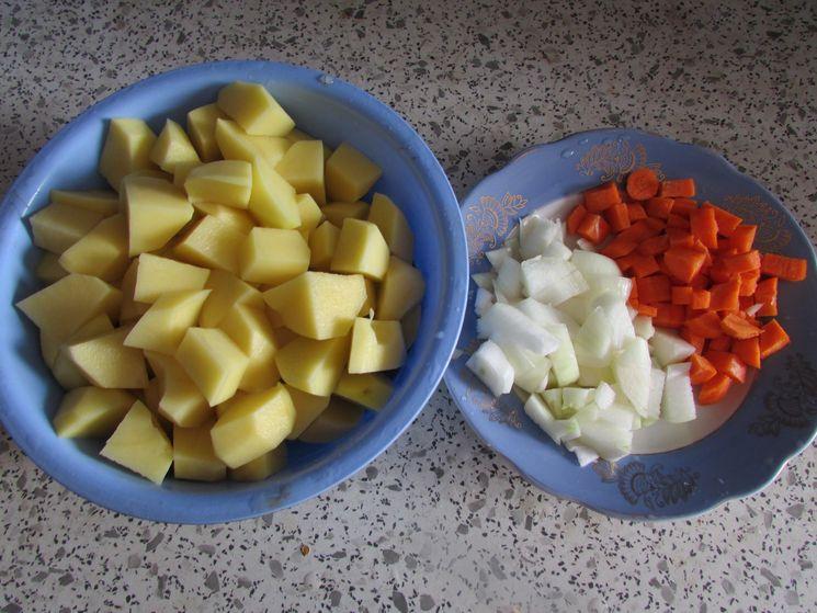 Рецепт вкусного домашнего лагмана