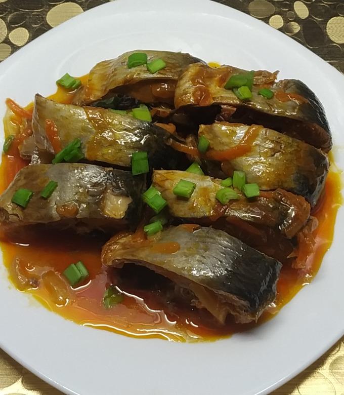 Вкусные рыбные консервы дома