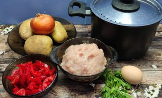 Как приготовить суп с фрикадельками из куриного фарша