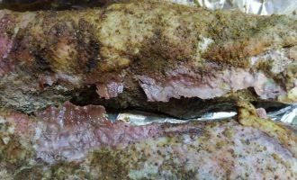 Свиная вырезка в духовке в фольге
