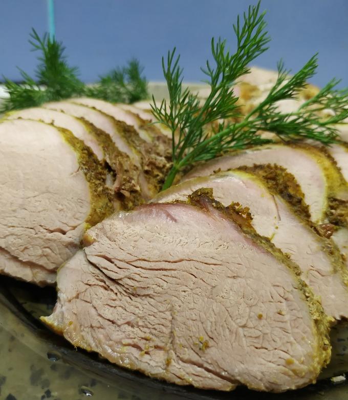 Приготовление свиной вырезки пошагово