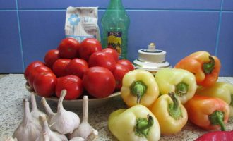 Сырая аджика из помидоров на зиму