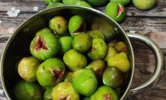 Варенье из инжира рецепт с фото пошагово