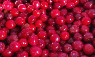 Рецепт варенья из вишни с косточками