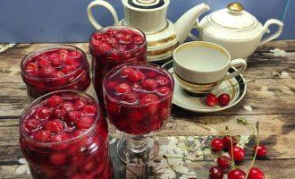 Рецепт варенья из вишни на зиму